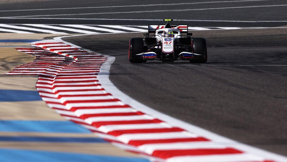 Mick Schumacher steht vor seinem Debüt in der Formel 1. - Bildquelle: imago images/ZUMA Wire