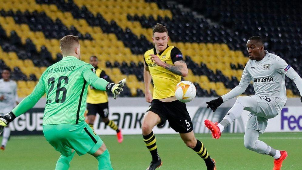 Leverkusen verliert trotz Aufholjagd 3:4 in Bern - Bildquelle: AFPSIDSTEFAN WERMUTH