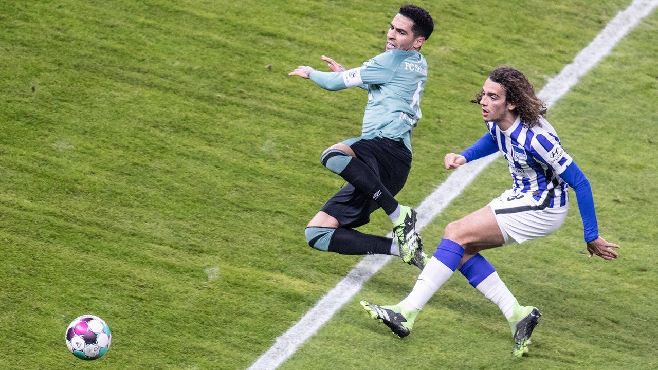 Matteo Guendouzi (Hertha BSC) - Bildquelle: Imago Images