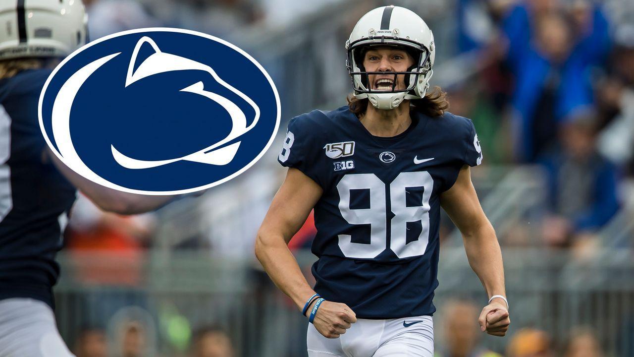 Penn State - Das Logo - Bildquelle: Getty Images
