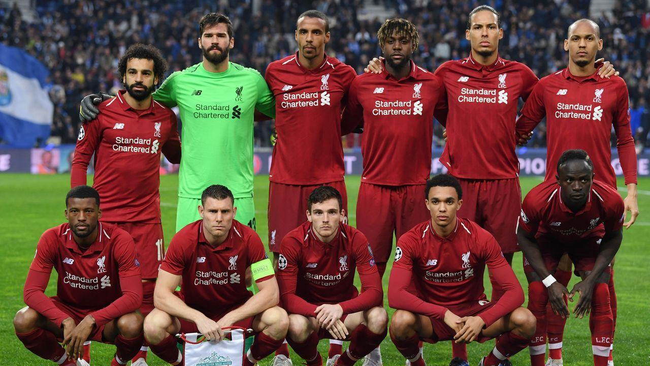 Der aktuelle Kader des FC Liverpool  - Bildquelle: 2019 Getty Images