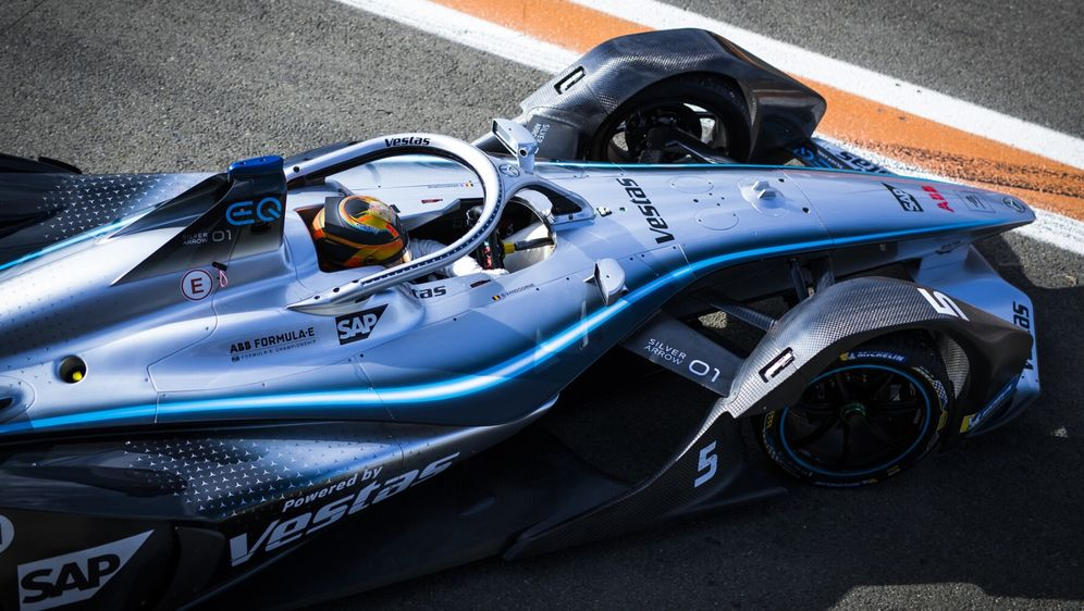 Stoffel Vandoorne (Mercedes-Benz EQ Formula E Team) - Bildquelle: Motorsport Images