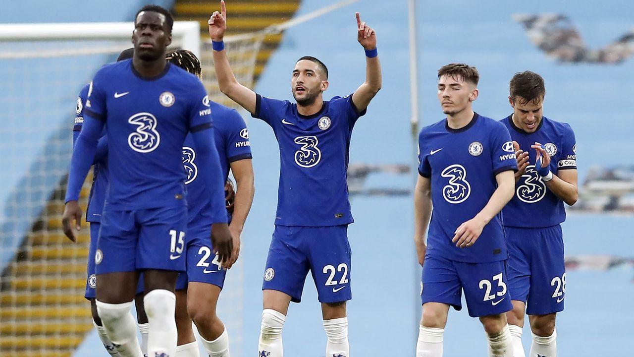 Platz 4: FC Chelsea - Bildquelle: Getty Images