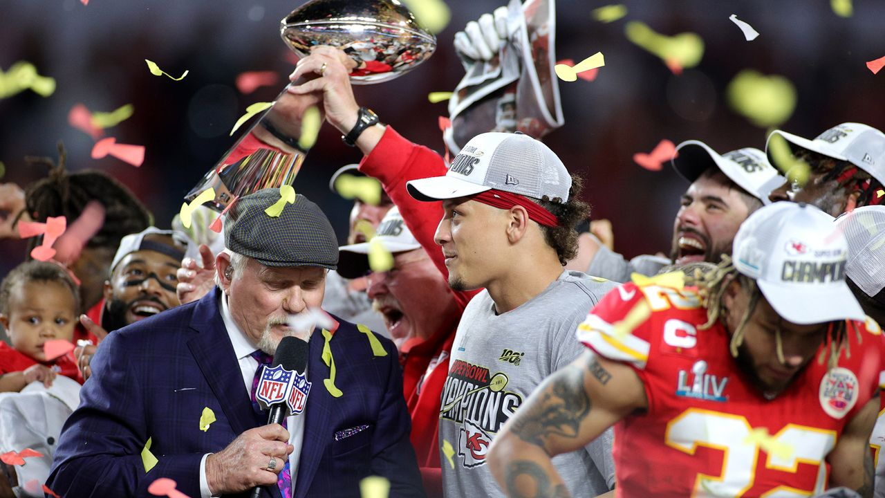 1. Platz: Kansas City Chiefs - Bildquelle: 2020 Getty Images