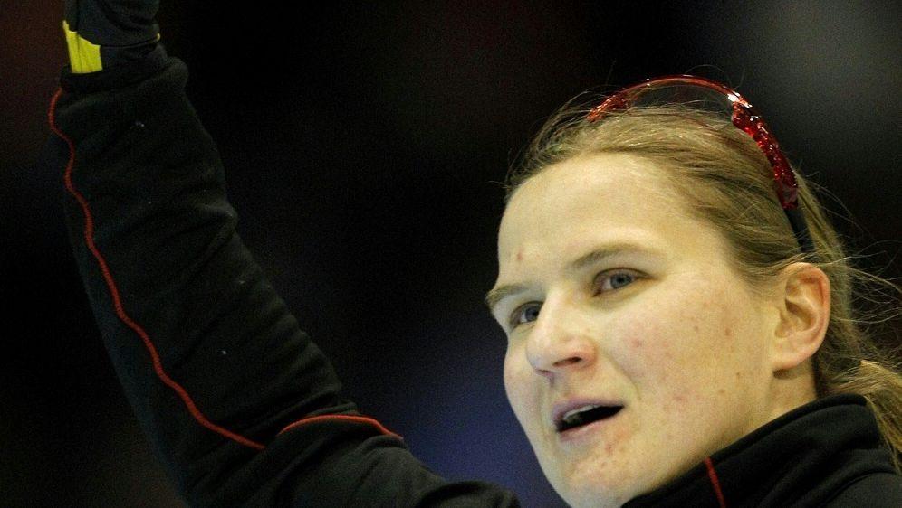 Jenny Wolf beendete 2014 ihre aktive Karriere - Bildquelle: AFPSIDBAS CZERWINSKI