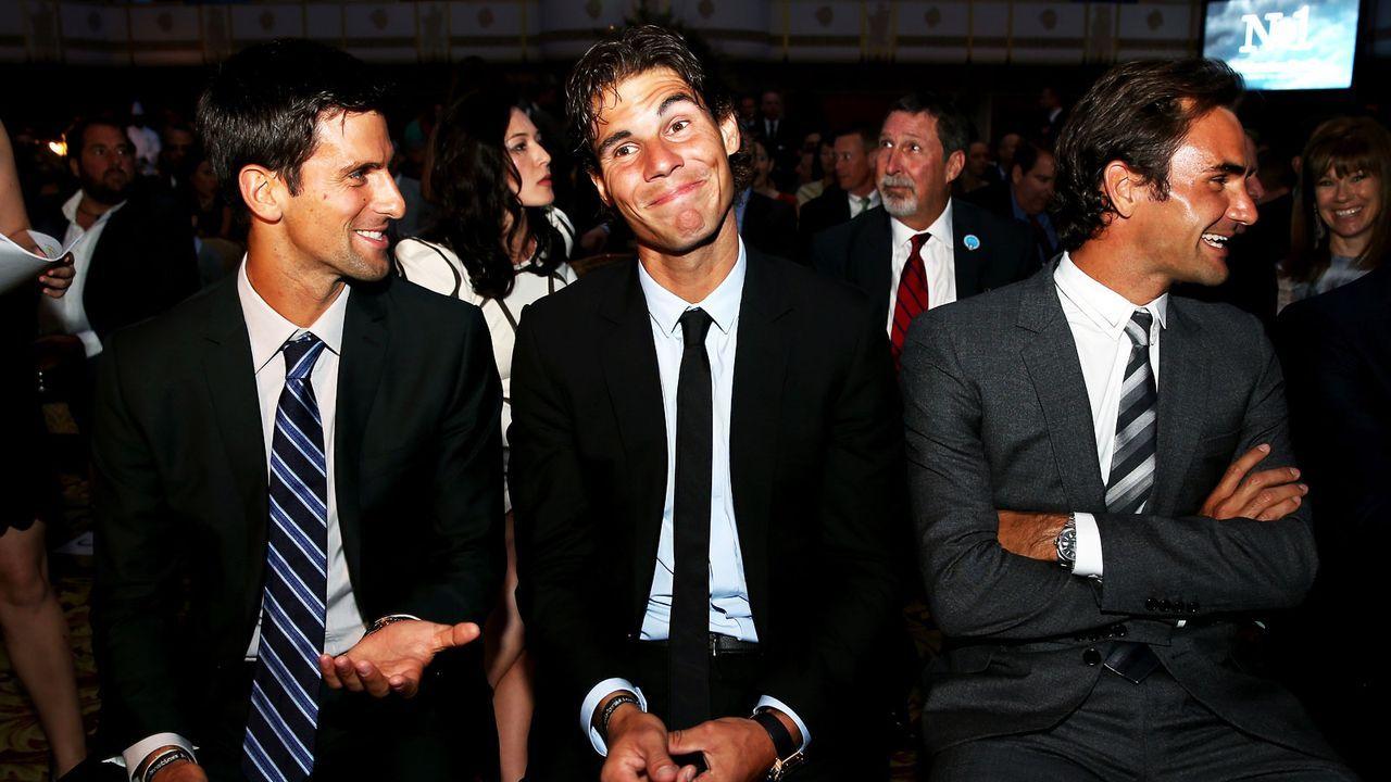 Karriere-Preisgeld: Das sind die reichsten Tennisspieler aller Zeiten - Bildquelle: getty