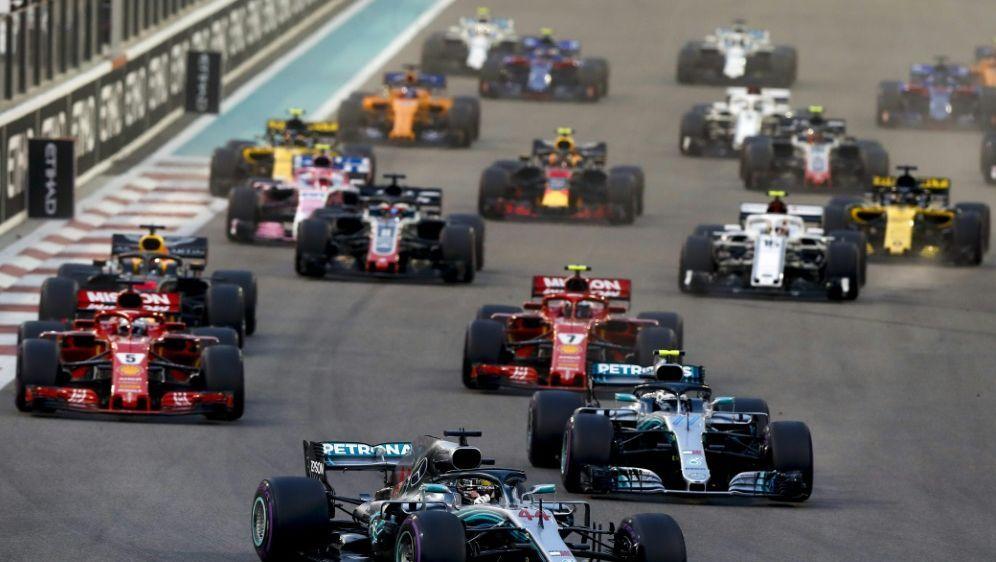 Die Besitzer der Formel 1 müssen viel Kritik einstecken - Bildquelle: PIXATHLONPIXATHLONSID