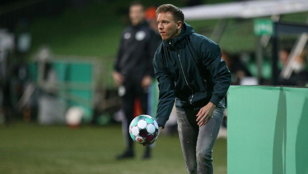 Nagelsmann plant keine Experimente gegen den BVB - Bildquelle: AFPSIDCATHRIN MUELLER