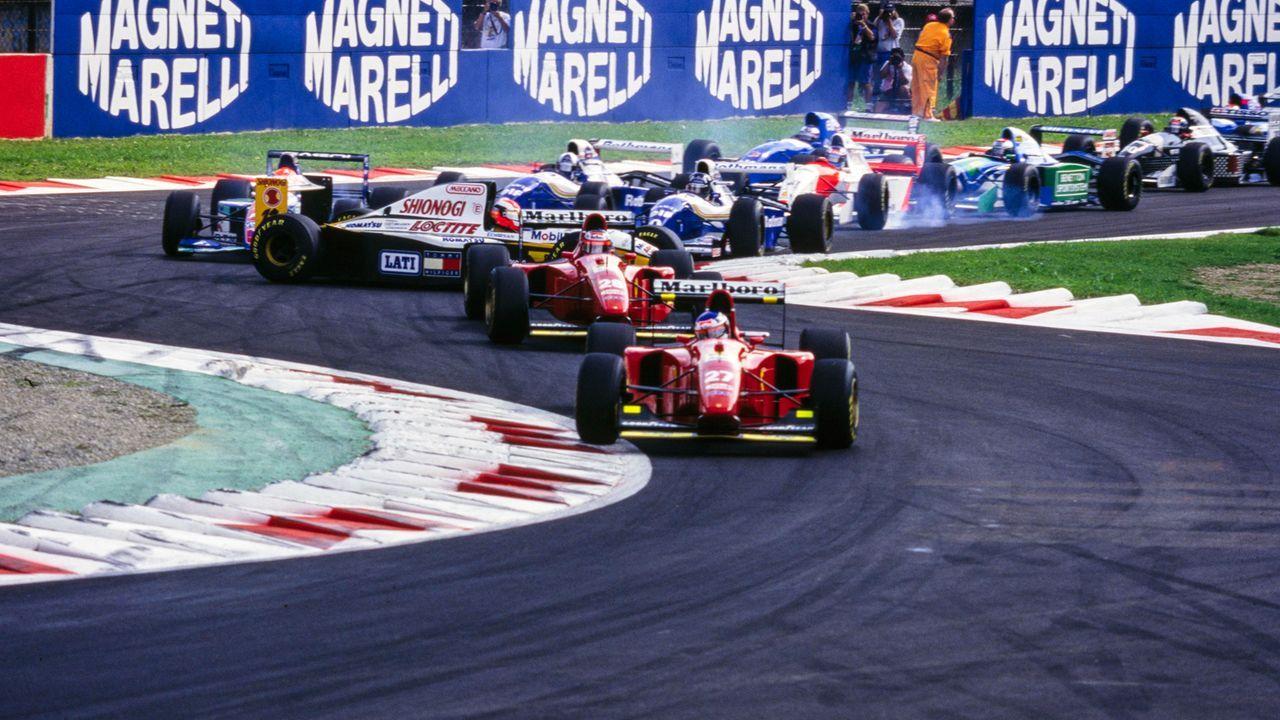 12. Saisonlauf: Italien-GP in Monza - Bildquelle: imago images / Motorsport Images