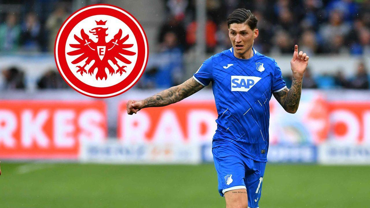 Steven Zuber (Eintracht Frankfurt)  - Bildquelle: imago