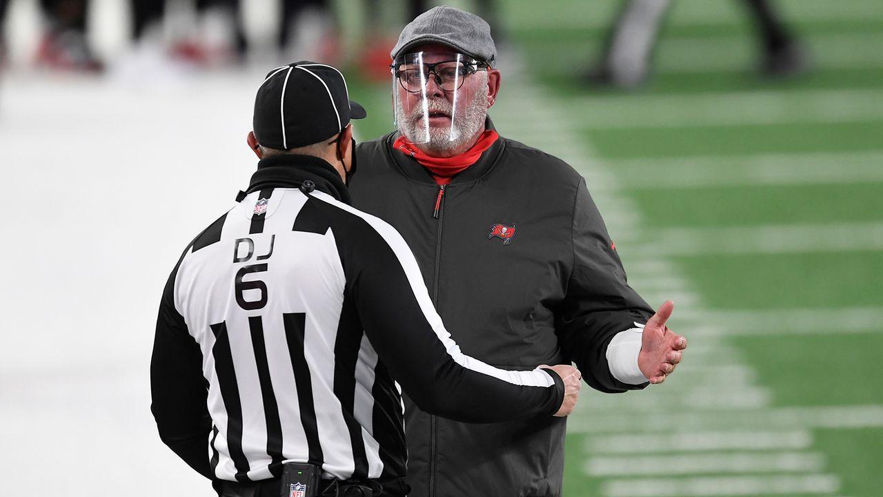 Weiterer Schiedsrichter - Bildquelle: Getty Images