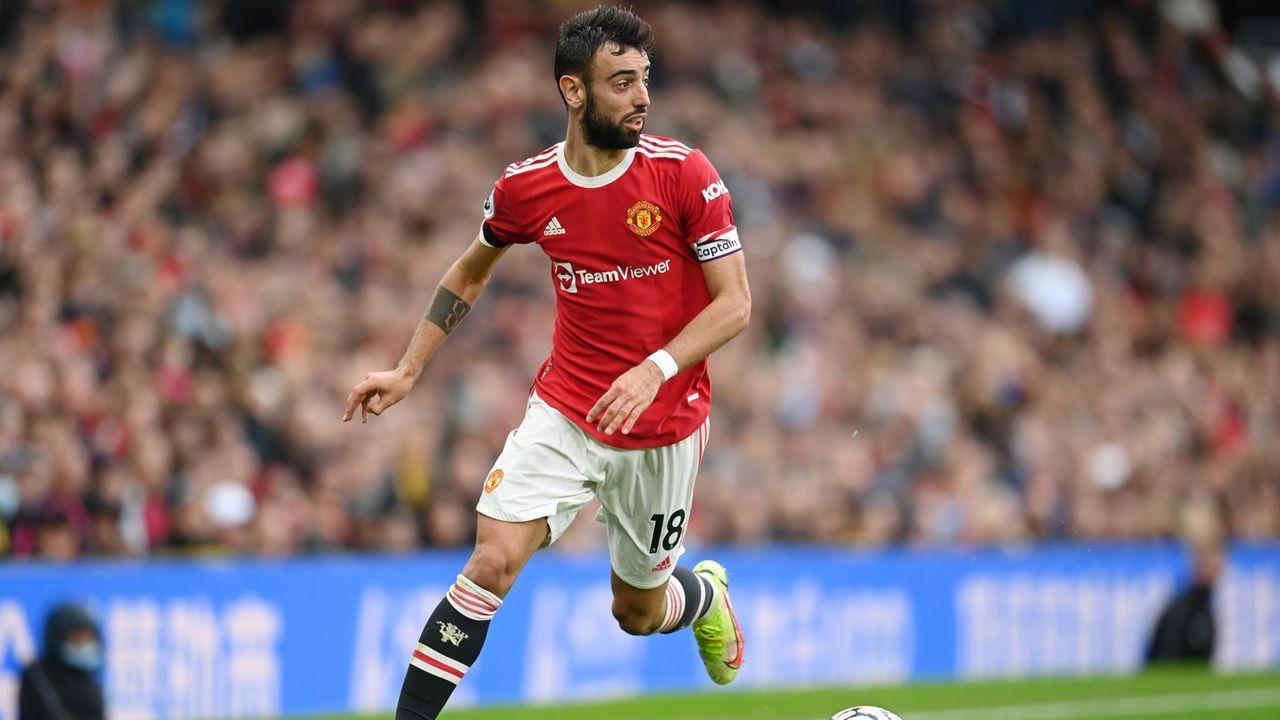 Bruno Fernandes (Manchester United) - Bildquelle: 2021 Getty Images