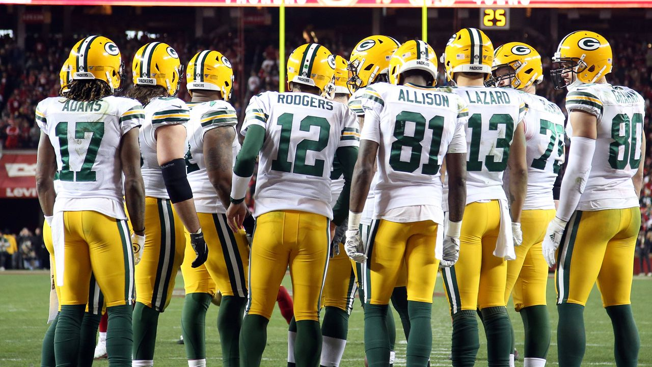 Green Bay Packers - Bildquelle: imago images/Icon SMI