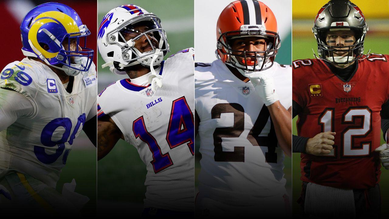 NFL: Die Schlüsselduelle der Divisional Round  - Bildquelle: Getty