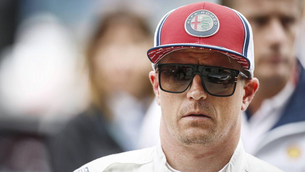 15. Kimi Räikkönen - Bildquelle: imago images / HochZwei