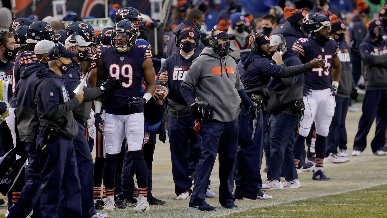 Trade mit den Chicago Bears - Bildquelle: Getty Images