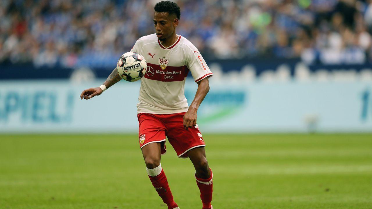 Platz 6 - Dennis Aogo (VfB Stuttgart) - Bildquelle: 2019 Getty Images