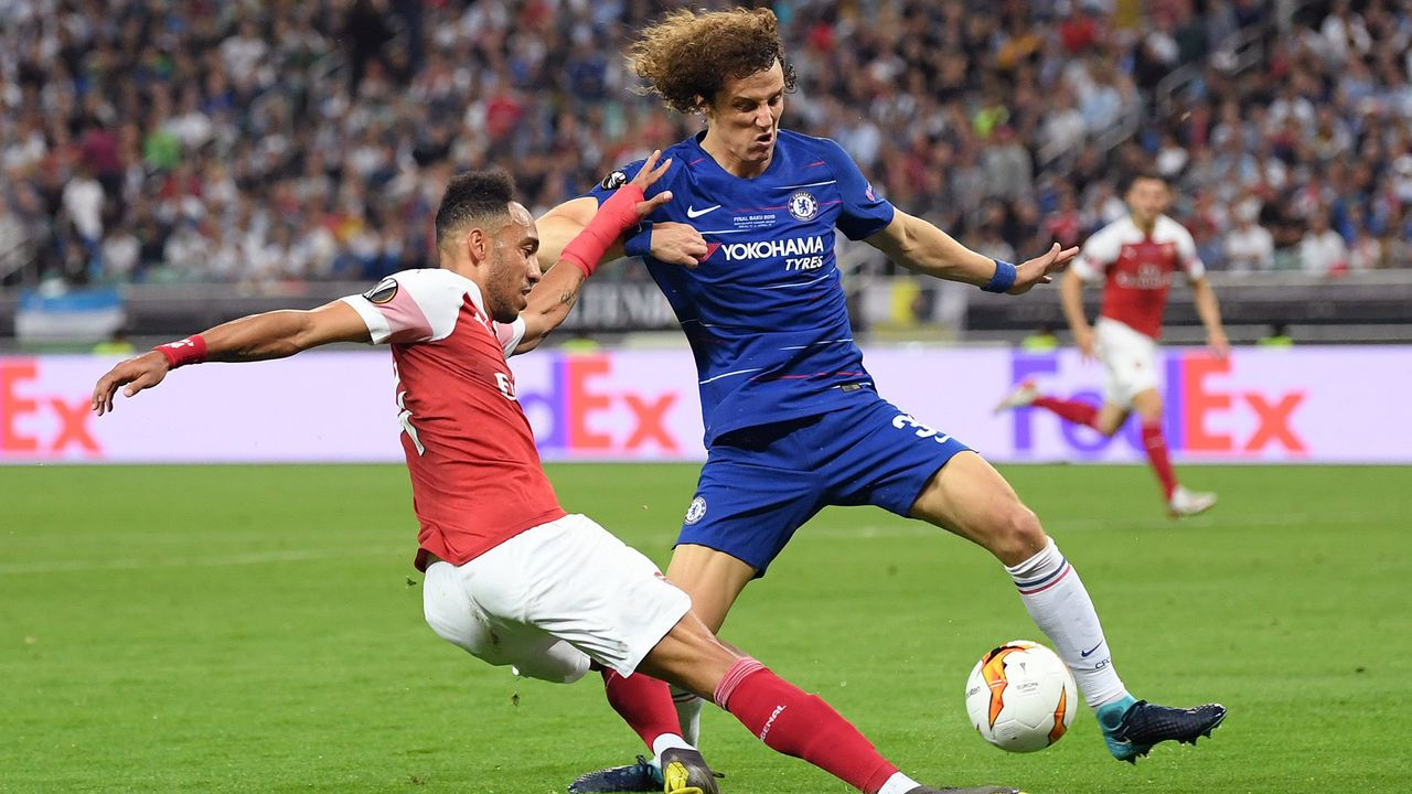 David Luiz - Bildquelle: Getty
