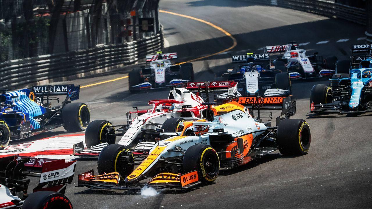 Verlierer: Daniel Ricciardo - Bildquelle: imago images/HochZwei