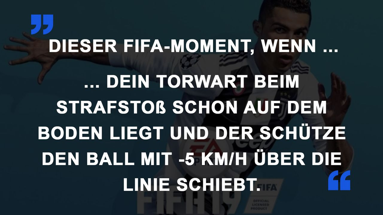 FIFA Momente Elfmeter