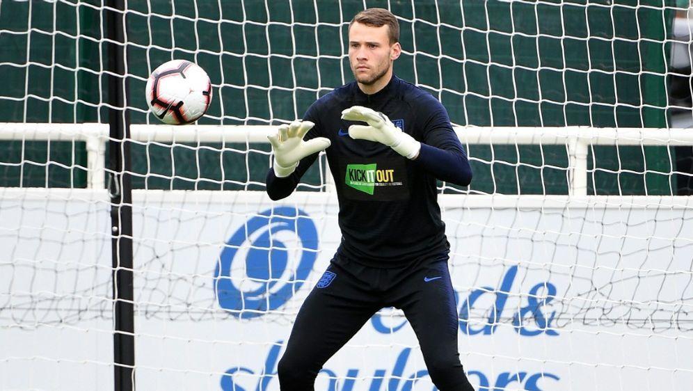 Marcus Bettinelli wechselt zum FC Chelsea - Bildquelle: AFPSIDPAUL ELLIS
