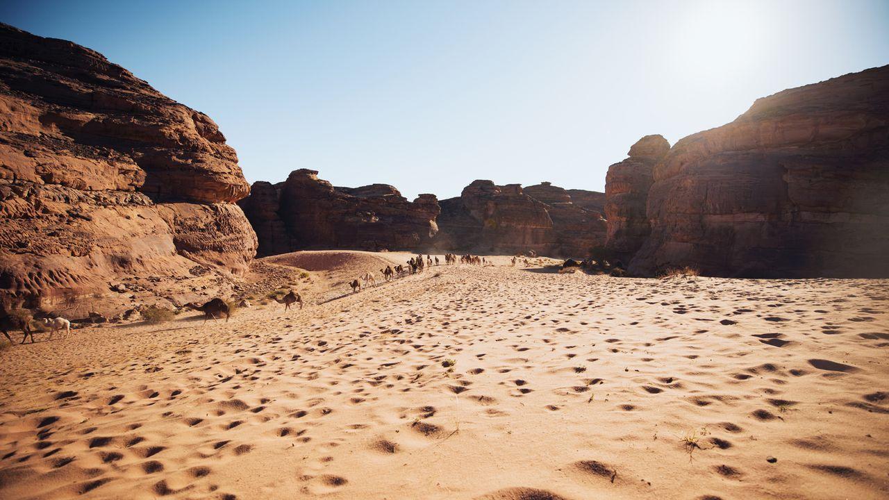 Desert X-Prix - Bildquelle: Extreme E