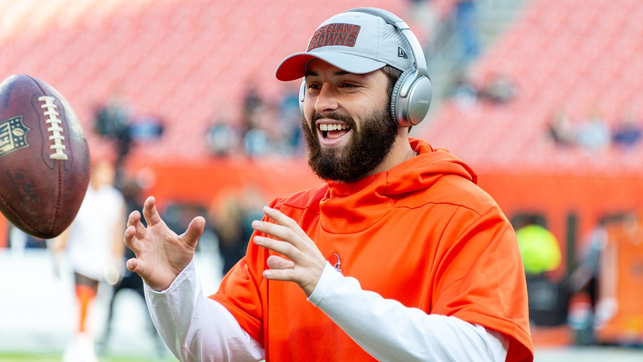 Baker Mayfield (25 Punkte) - Bildquelle: 2018 Getty Images
