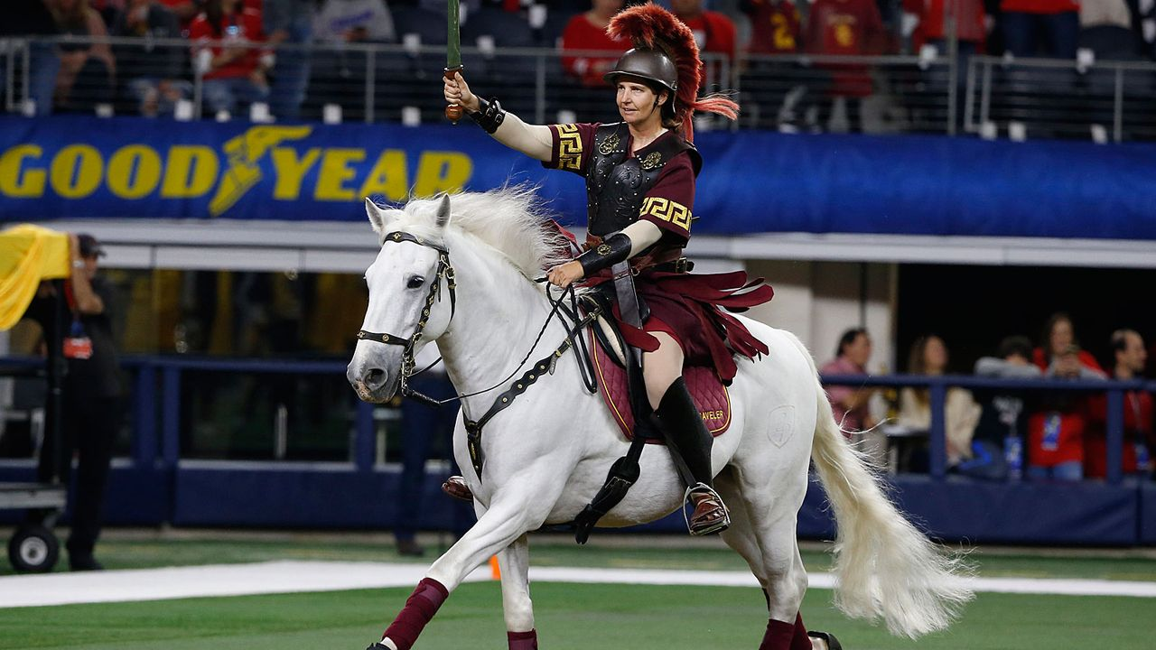 Traveler (USC Trojans) - Bildquelle: 2017 Getty Images