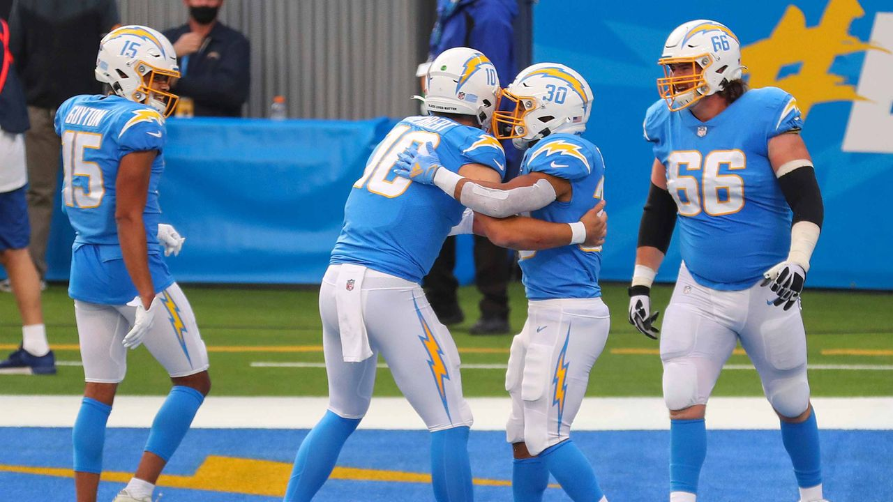 AFC West: Los Angeles Chargers  - Bildquelle: getty