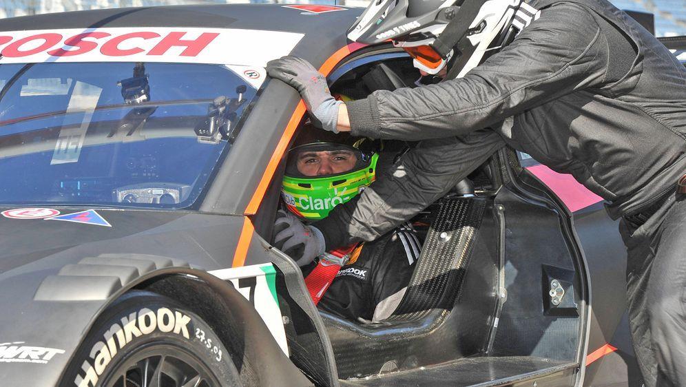 Pietro Fittipaldi wird in der kommenden Saison für WRT-Audi an den Start geh... - Bildquelle: imago