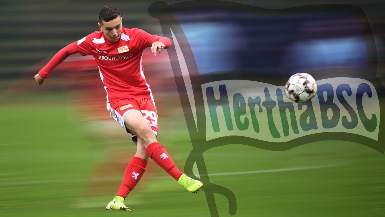 Fisnik Asllani (1. FC Union Berlin) - Bildquelle: imago