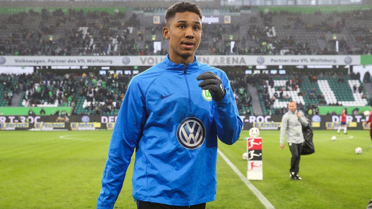 Felix Uduokhai (VfL Wolfsburg) - Bildquelle: imago/Christian Schroedter