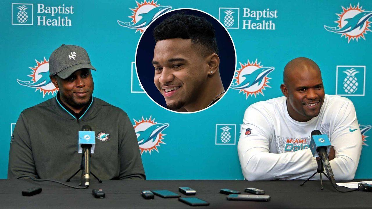 Gewinner: Miami Dolphins - Bildquelle: imago