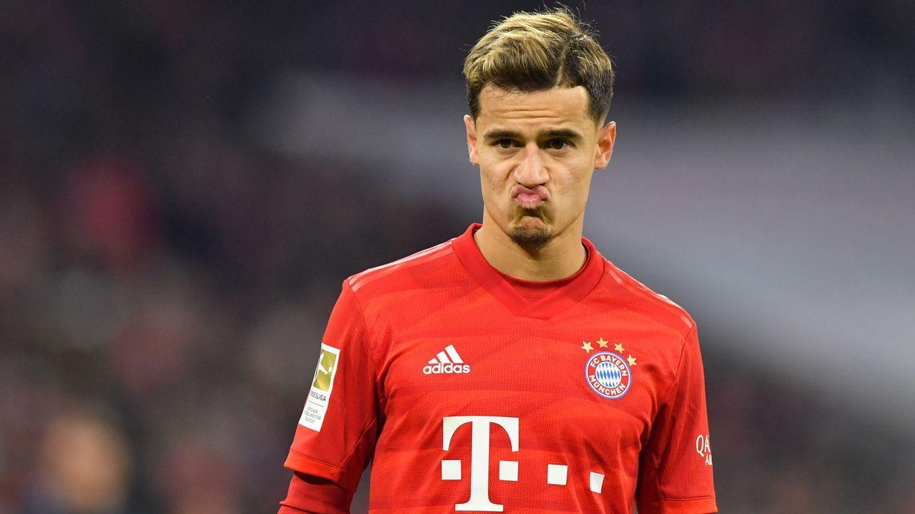 Philippe Coutinho (Bayern München) - Bildquelle: Getty Images