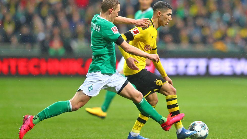 Dortmund siegt in Bremen - Bildquelle: getty