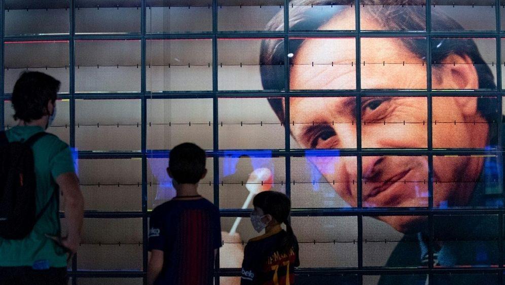 Musical über Fußball-Legende Johan Cruyff geplant - Bildquelle: AFPSIDJOSEP LAGO