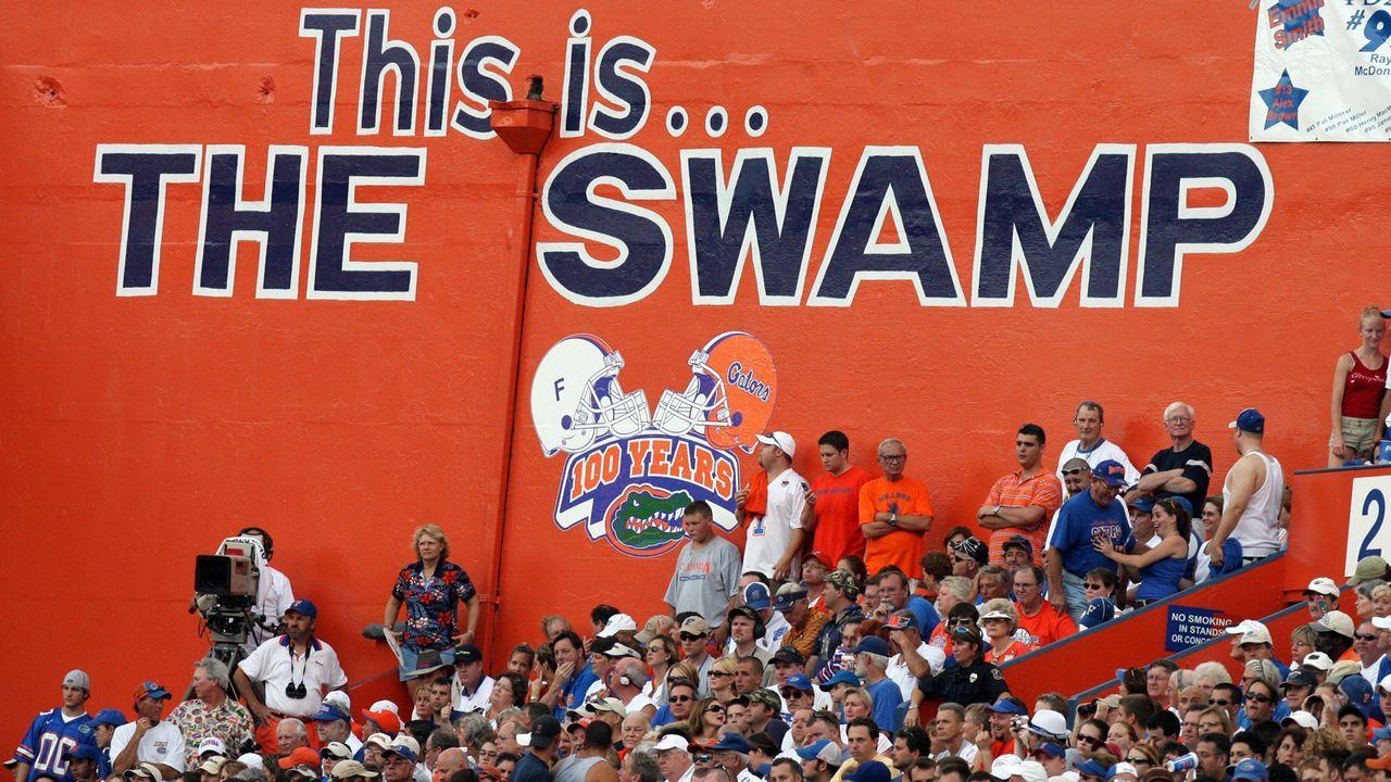 The Swamp - Bildquelle: 2006 Getty Images