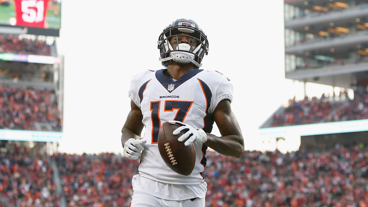 DaeSean Hamilton (Denver Broncos) - Wide Receiver - Bildquelle: 2018 Getty Images
