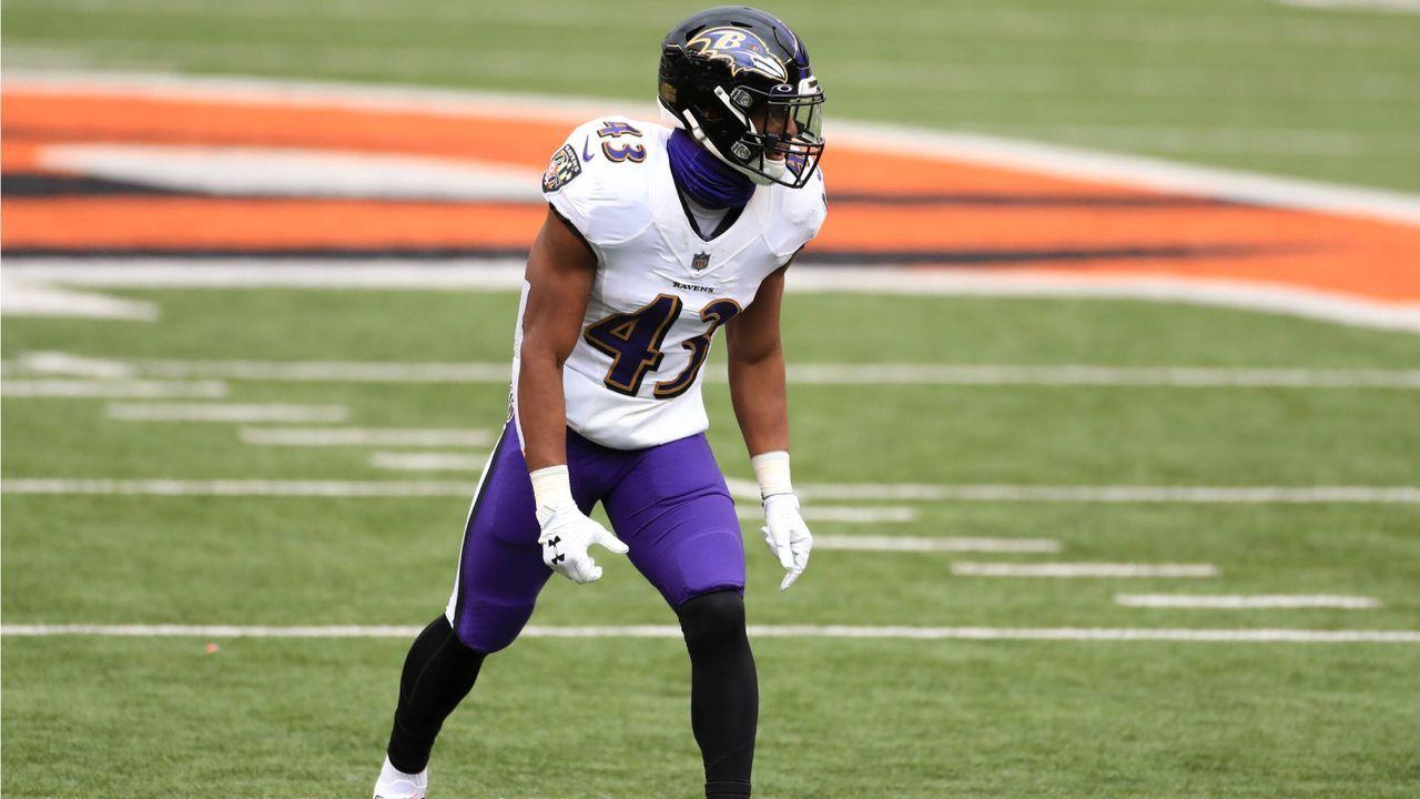 Justice Hill (Baltimore Ravens) - Bildquelle: imago