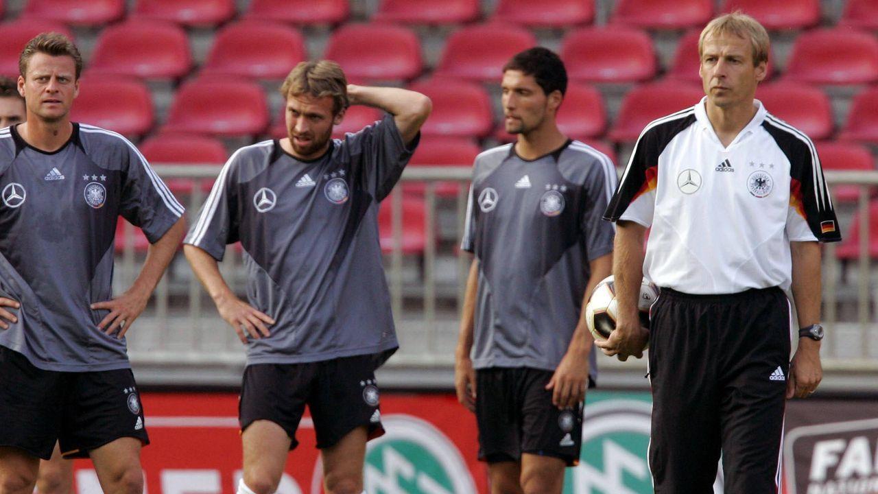 Wörns ätzt gegen Klinsmann (2006)