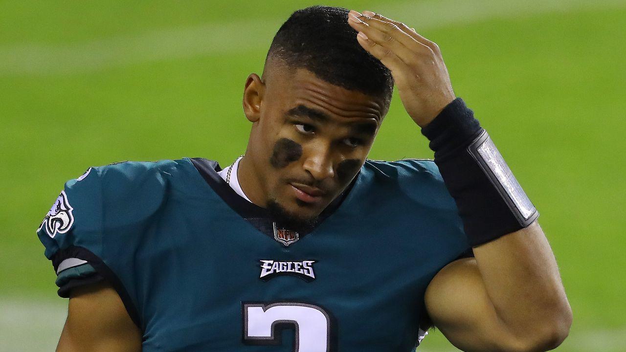 Jalen Hurts (Philadelphia Eagles) - Bildquelle: Getty Images