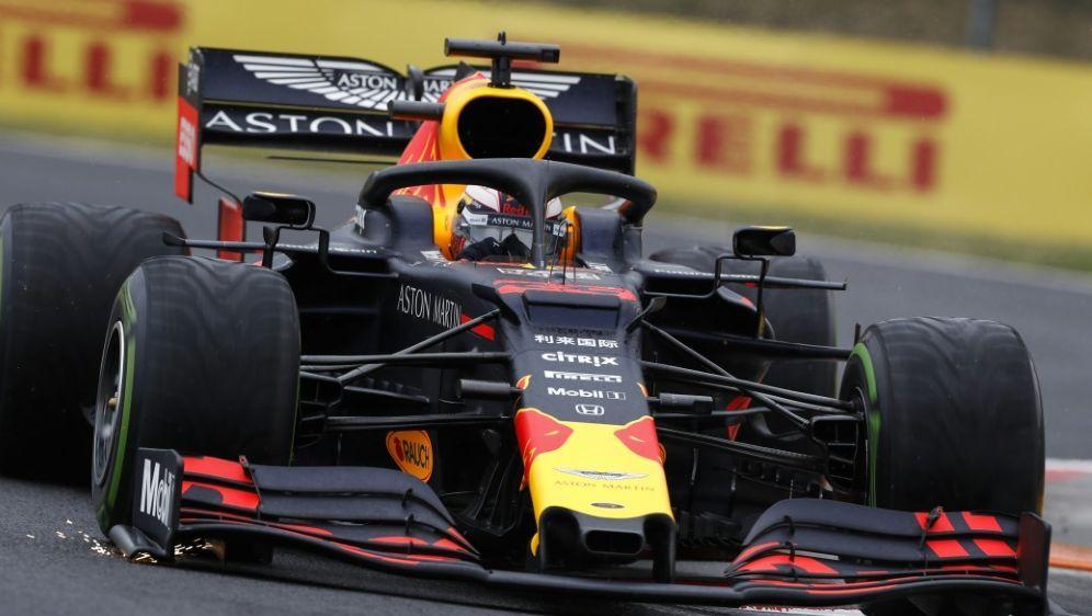 Max Verstappen holt sich in Ungarn die Pole Position - Bildquelle: PIXATHLONPIXATHLONSID
