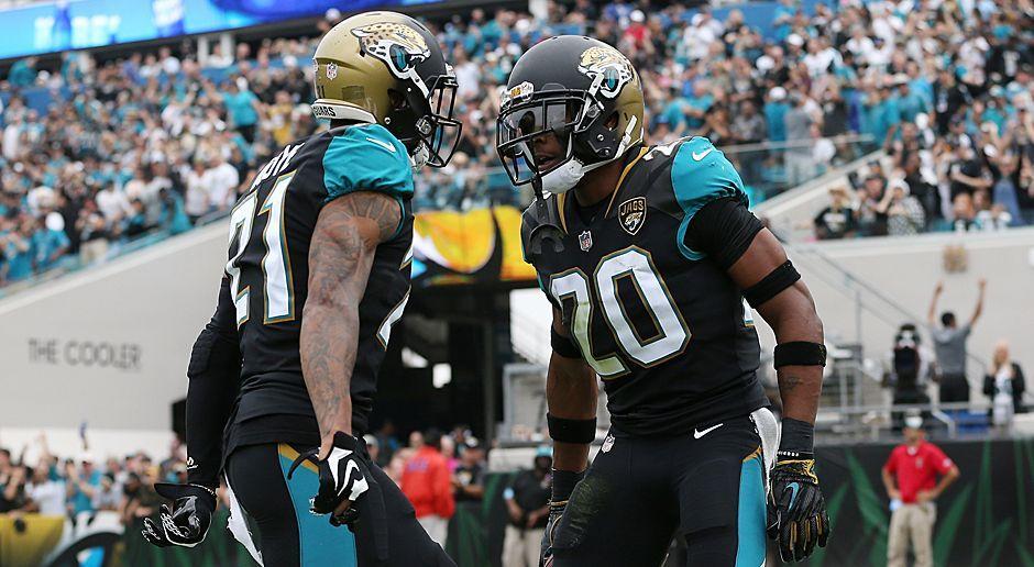 Platz 5: Jacksonville Jaguars - Bildquelle: 2017 Getty Images