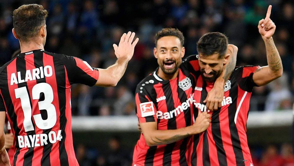 Wollen gegen Bayern ihren Status als Spitzenteam untermauern: Bayer 04 Lever... - Bildquelle: imago