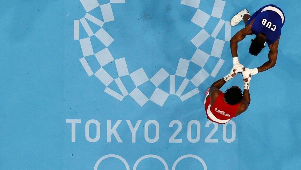 Die olympische Zukunft des Boxens ist gefährdet - Bildquelle: AFPPOOLSIDUESLEI MARCELINO