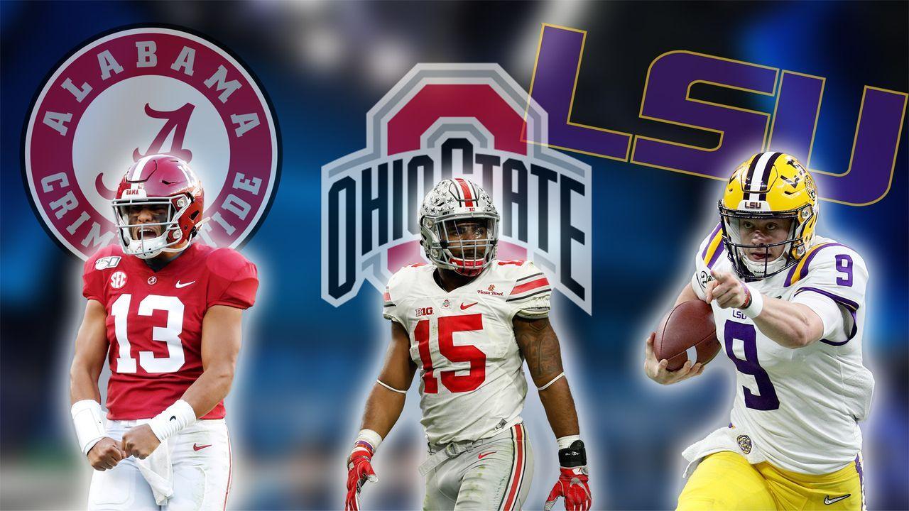 NFL Draft: Die Colleges mit den meisten Erstrundenpicks seit 2000 - Bildquelle: Getty Images / ran