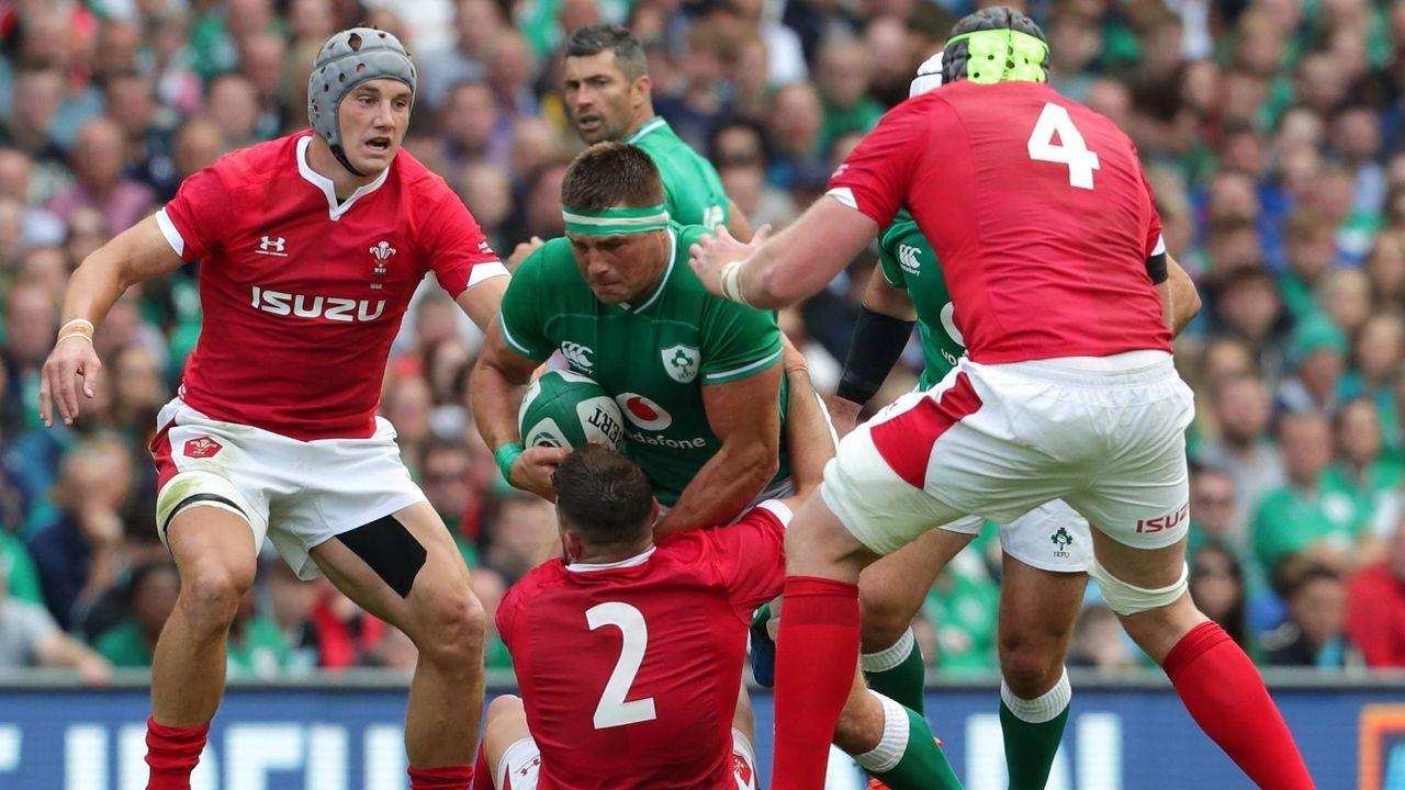 Wales – Beeindruckende Leistung bei den Six Nations  - Bildquelle: imago images / Focus Images