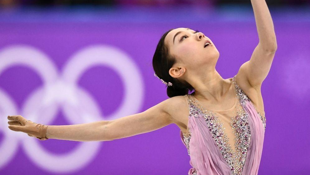 Elisabet Tursinbajewa beendet ihre Karriere - Bildquelle: AFPSIDARIS MESSINIS