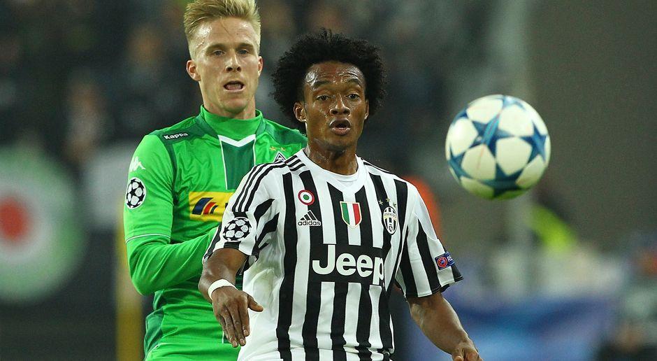 Mönchengladbach Gegen Juventus