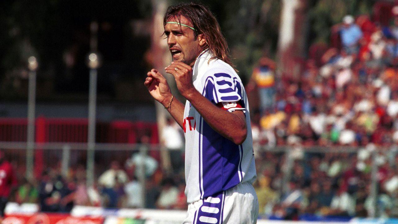 Gabriel Batistuta (AC Florenz) - Bildquelle: Imago
